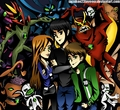 Anime Ben 10 Alien Force