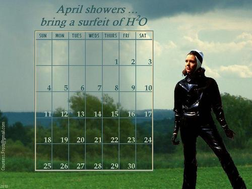 April 2010 Emma (calendar)