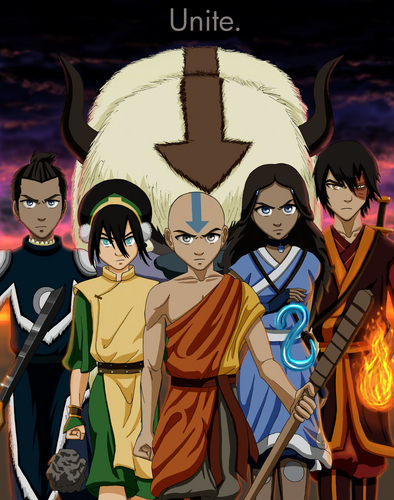 Avatar: The Last Airbender wallpaper entitled Avatar