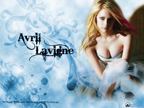 Avril lavigne 壁纸