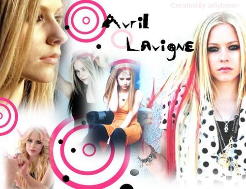 Avril lavigne پیپر وال