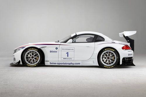 BMW Z4 GT3 RACE CAR