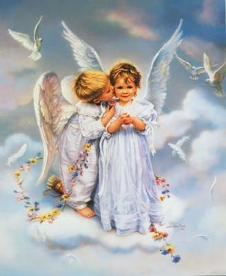 Sweety Babies wallpaper called Baby angel