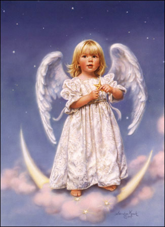 Sweety Babies wallpaper titled Baby angel