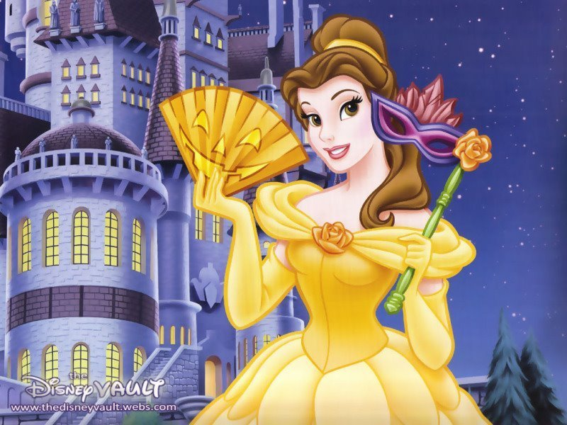 صور أميرات Belle-disney-princes