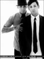 Benji and Joel's People Photoshoot