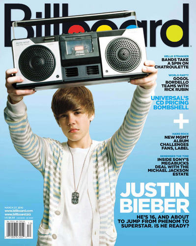 Best Justin Bieber Magazine Cover Ever