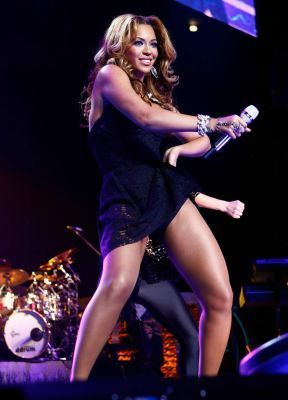 Beyonce March 2010