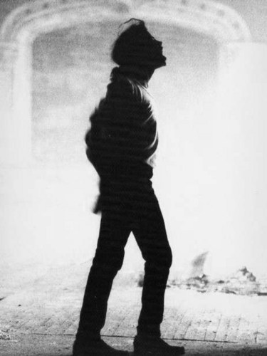 Black and White, shadows
