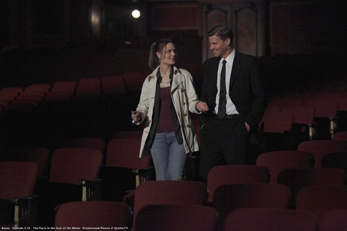 Bones - Episode 5.16 - The Parts in the Sum of the Whole - Promotional Fotos