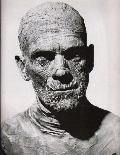 Boris Karloff - Imhotep