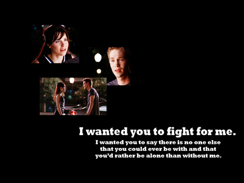 "Brucas ""Fight for me"""