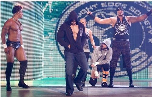 CM Punk on WWE NXT