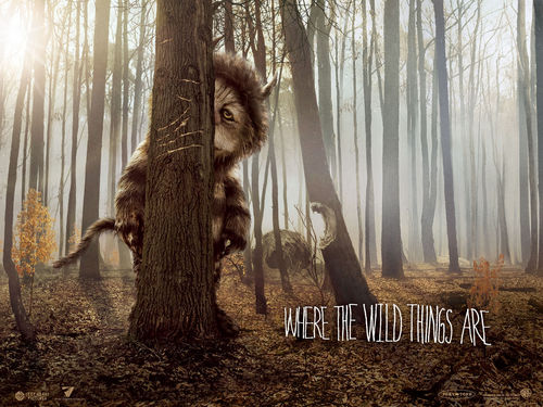 Where The Wild Things Are 바탕화면 called Carol