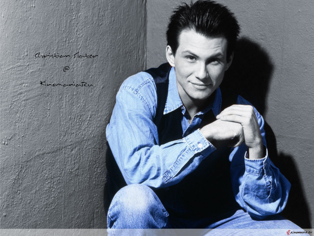 Christian Slater - Gallery Photo
