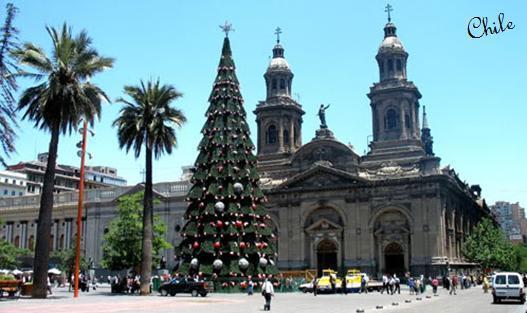 クリスマス Around the World