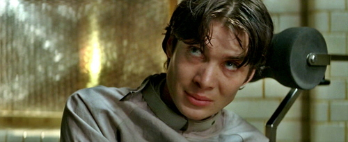 Cillian as Scarecrow