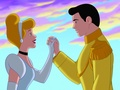 disney-couples - Cinderella and Prince Charming wallpaper