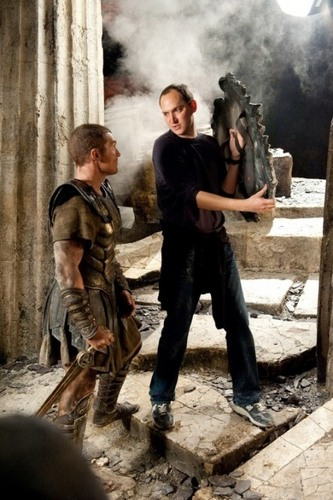 Clash of The Titans Behind The Scenes