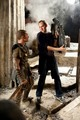 Clash of The Titans Behind The Scenes - sam-worthington photo