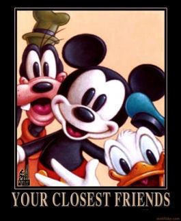 Closed Những người bạn