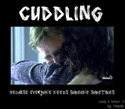 Cuddling<3