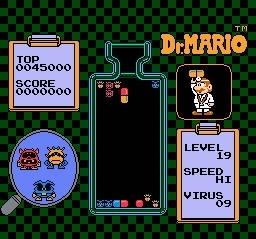 DR Mario himself