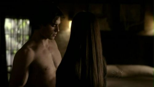 Damon And Elena (My Fave Scene In A Few Good Men)