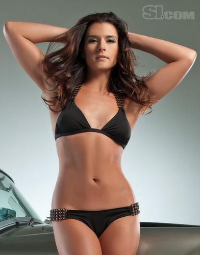 Danica Patrick swimsuit