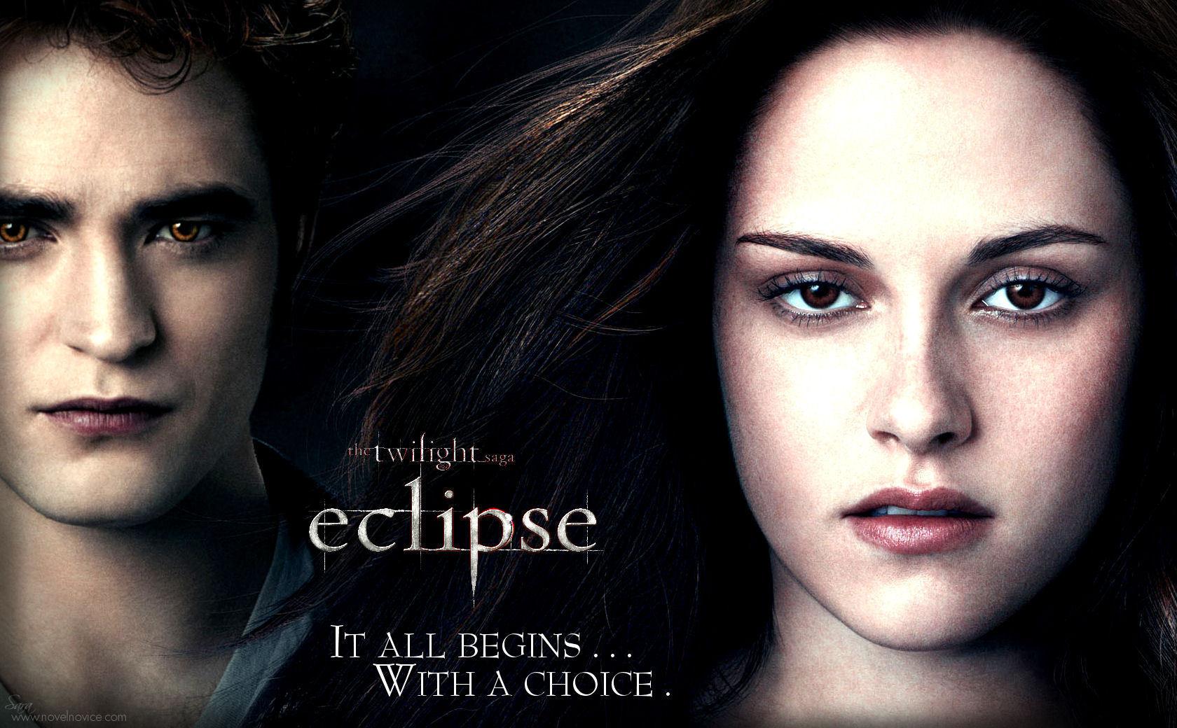 Desktop fonds d'écran for The Twilight Saga Eclipse