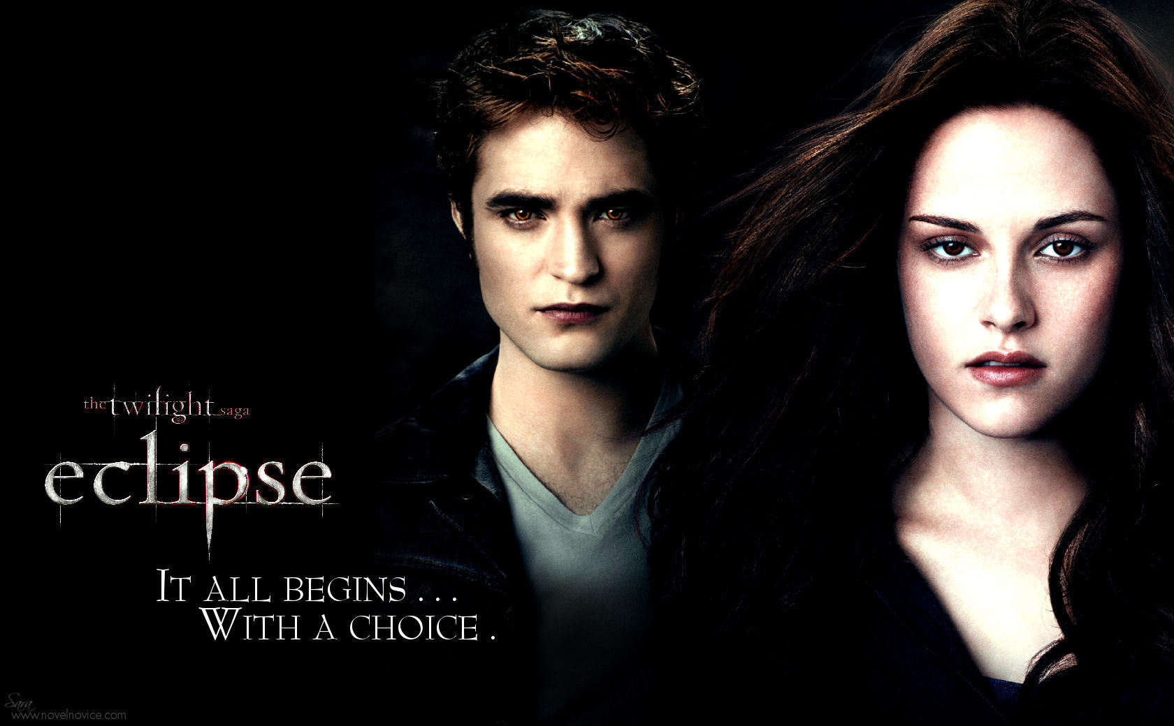 Desktop 壁纸 for The Twilight Saga Eclipse