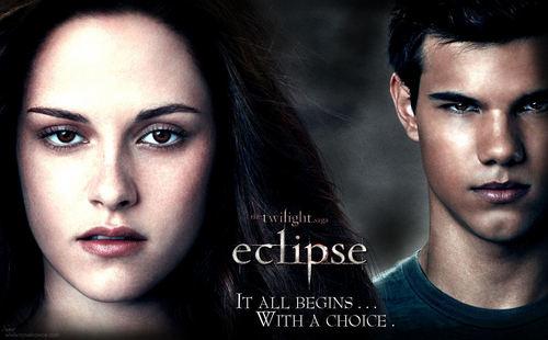 Desktop দেওয়ালপত্র for The Twilight Saga Eclipse