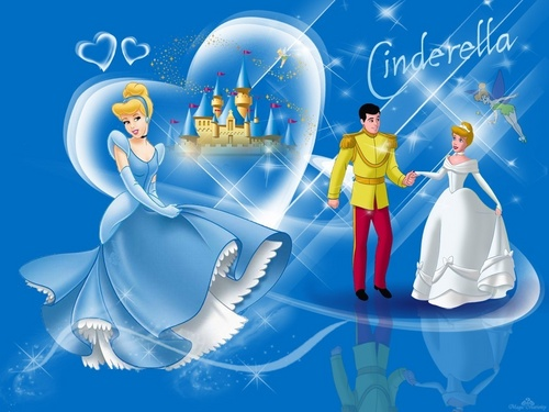 Classic Disney wallpaper called Cinderella