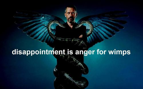 Disappointment Is Anger For Wimps