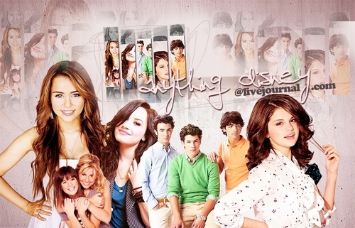 Disney Channel Stars - disney-channel Fan Art
