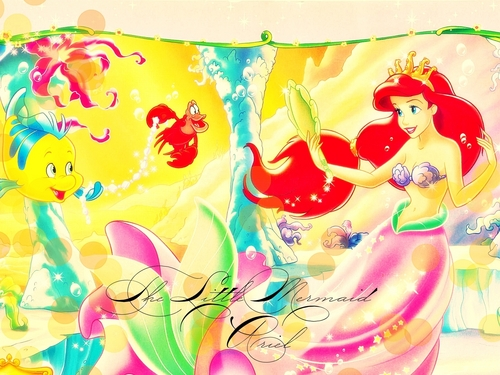 Disney Princess-Ariel