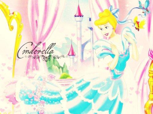 disney Princesses-Cinderella