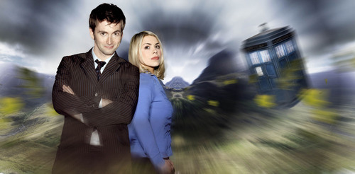 Doctor Who Publicity 写真 (2005-2009)