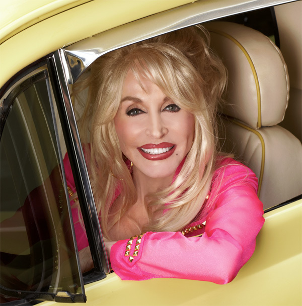 Dolly Parton - Wallpaper Actress