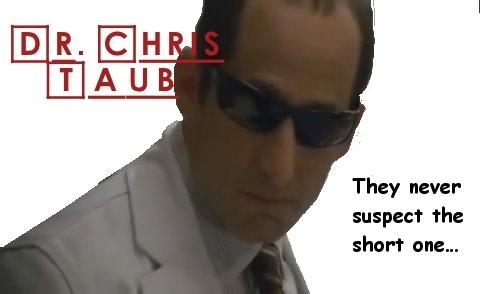 Dr. Taub!