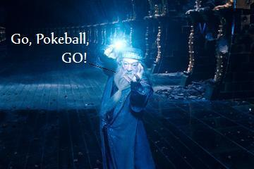 Dumbledore Duelling