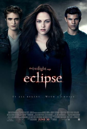 Eclipse - theatrical one-sheet in HD