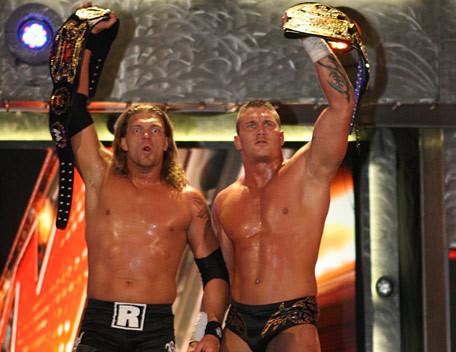 Edge and Randy - Rated RKO
