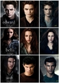 Edward Bella Jake Evolution - twilight-series photo