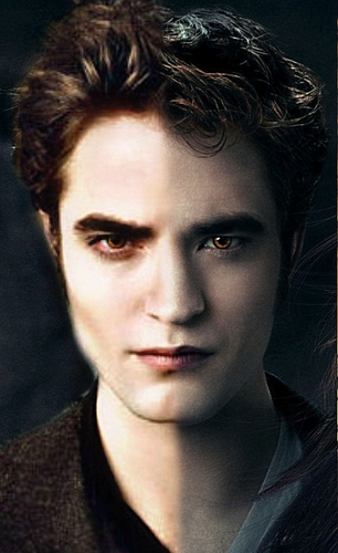 Edward - new moon to eclipse