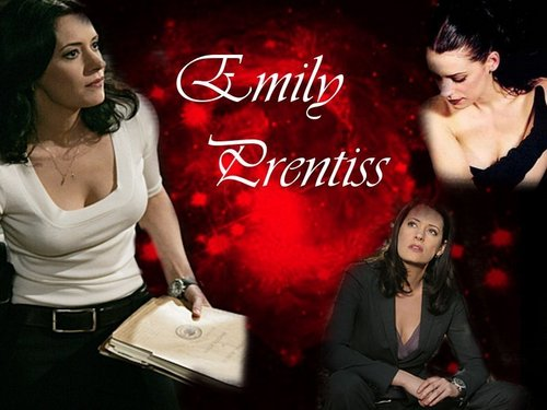 Emily Prentiss wallpaper called Emily