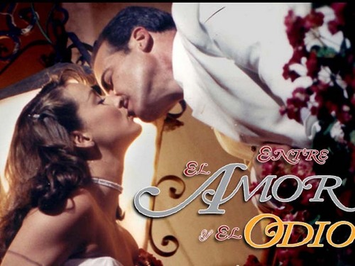 TELENOVELAS wallpaper called Entre el amor y el odio