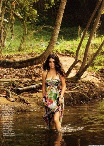 Evie* Elle magazine(US)
