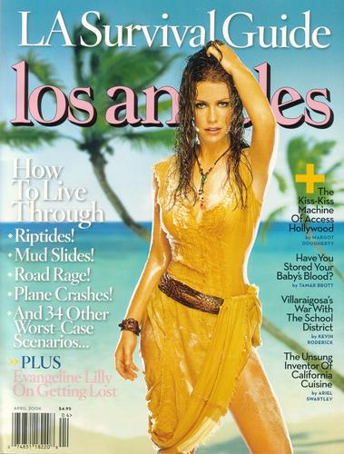 Evie*Los Angeles magazine