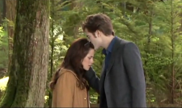 Filming the Break Up Scene | Screencaps
